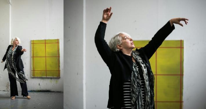 Petra Kleuver danst